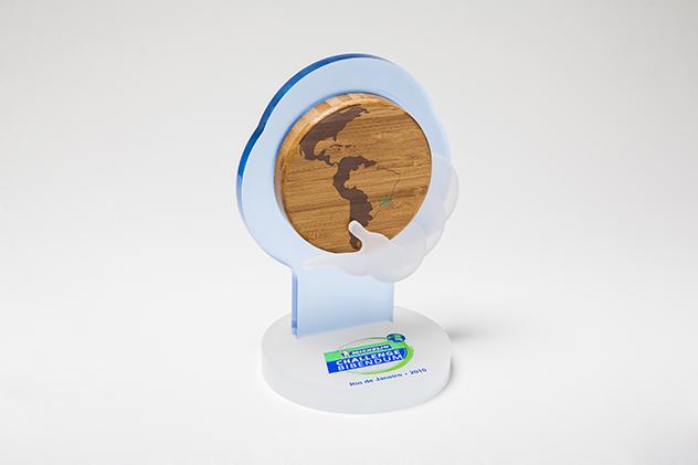 Challenge Bibendum – troféu